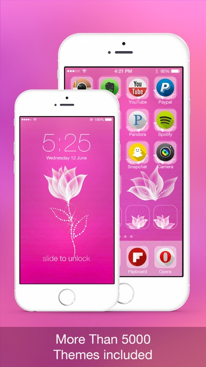 Cool Theme - Wallpaper for iPhone 6 & iOS 8