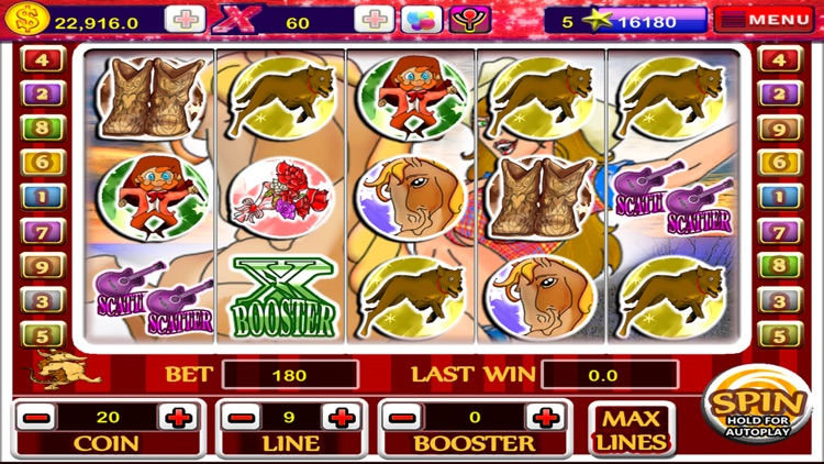 Texas Tonya - Oil Tycoon Slots Mega Win Casino screenshot-4