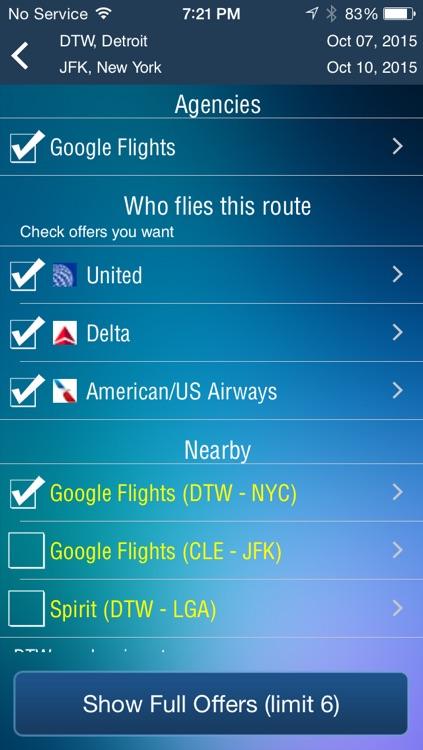 Detroit Airport Pro (DTW) Flight Tracker Wayne County screenshot-3