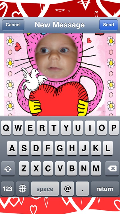 Love Card: Create Cute And Fun Personalised Cards And Pictures In No Time screenshot-4