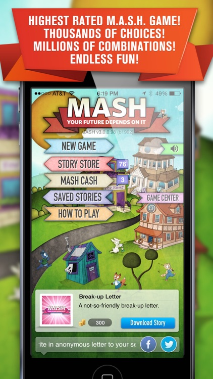 M.A.S.H screenshot-4