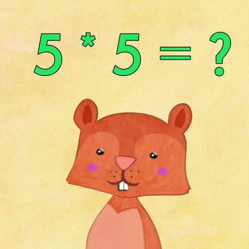 Таблицы умножения для детей