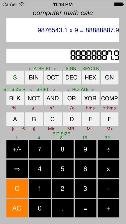 CMCalc screenshot-4