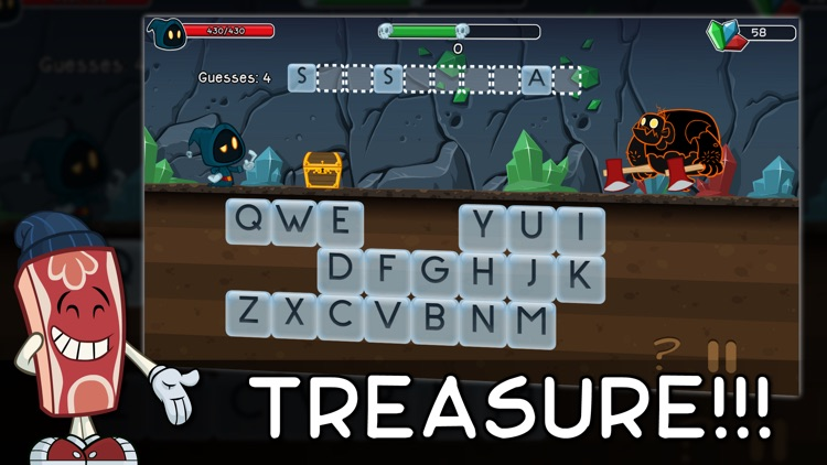 Letter Quest: Grimm's Journey screenshot-4