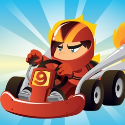 All Stars Go With Kart Racing Cool Car Games - Play With Friends In This World Tour