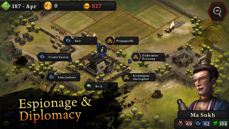Autumn Dynasty Warlords screenshot-4