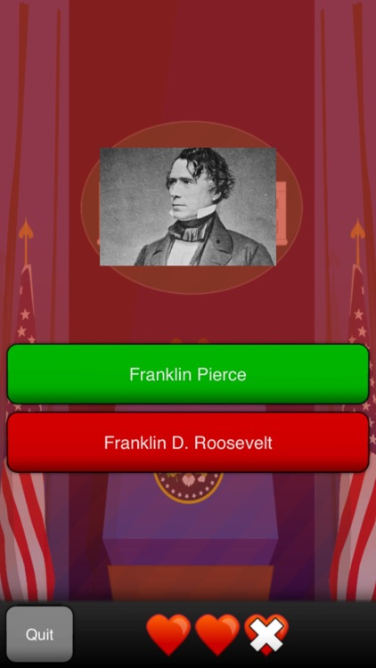 Presidents Quizzer screenshot-3