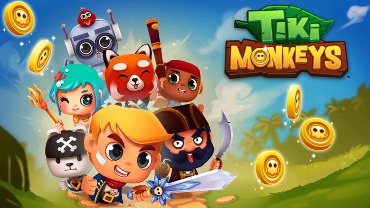 Tiki Monkeys screenshot-0