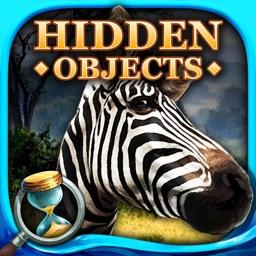 Hidden Objects - Wild Animals