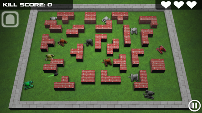 Tank Hero screenshot1