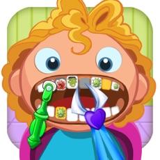 Activities of Cute Baby Dentist