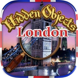 Adventure London Find Objects - Hidden Object Time & Spot Difference Puzzle Games