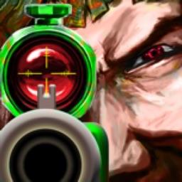 Army Jungle Warfare - Sniper Shooter Assassin Strike Force Edition