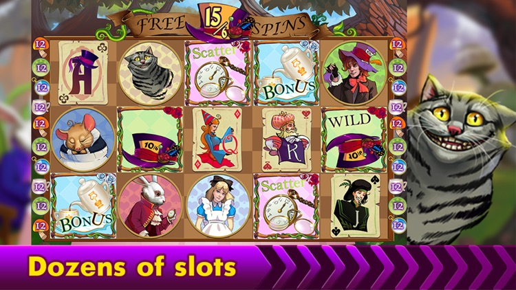 Royal Fortune Slots - Free Video Slots Game
