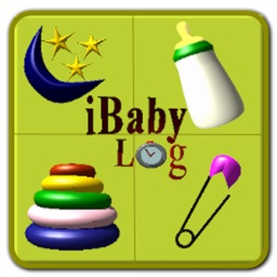 iBabyLog : Baby Breastfeeding Timer, Nursing Tracker and Sleep, Diaper, Activities Log