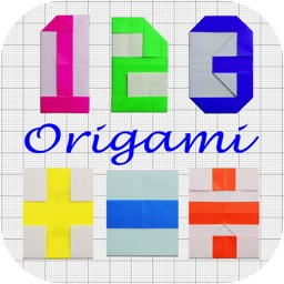 123 Number Phonics:Learn Number For Preschool With Number Origami For Kids Free