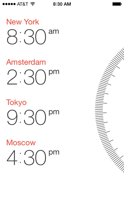 Miranda — Time Zone Converter, World Clock & Meeting Scheduler
