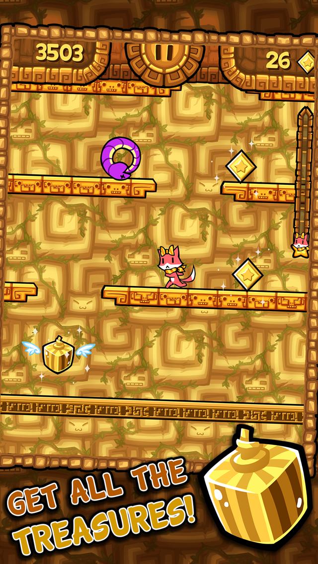 Tappy Run 2 - Free Adventure Running Game for Kids screenshot three