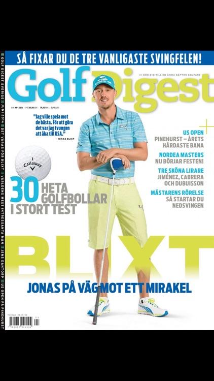 Golf Digest screenshot-4