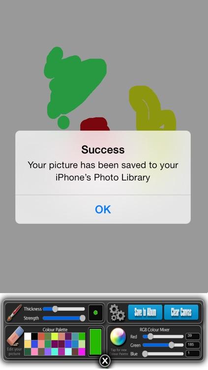 Scratch Paint Pad screenshot-3