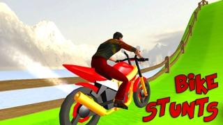 Bike Stunt Man Crazy Heights screenshot one