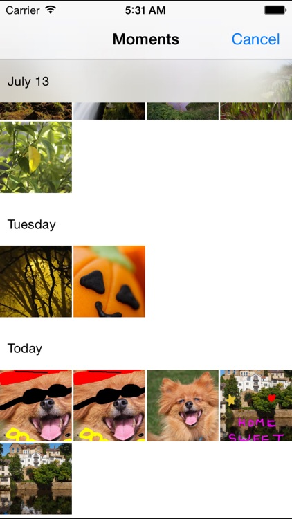 Draw On My Pics 2 for iOS8+ (Universal) screenshot-3