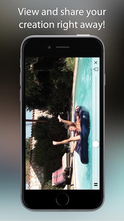 Reverser - Backwards Video Maker with Reverse Cam screenshot-4