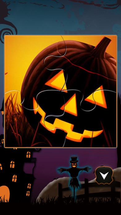 AAA Jigsaw for evil halloween screenshot three