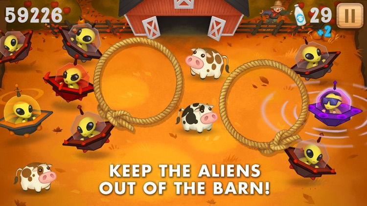 Cows vs Aliens screenshot-2