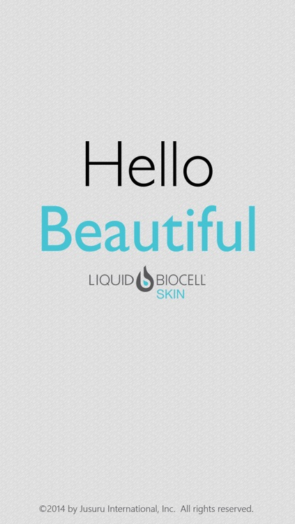 Liquid BioCell Hello Beautiful
