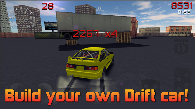 Build A Car Game >> Real Drifting Modified Car Drift And Race Pro