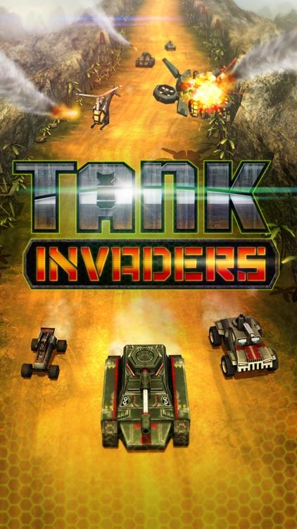 Tank Invaders: War on Terror screenshot-4