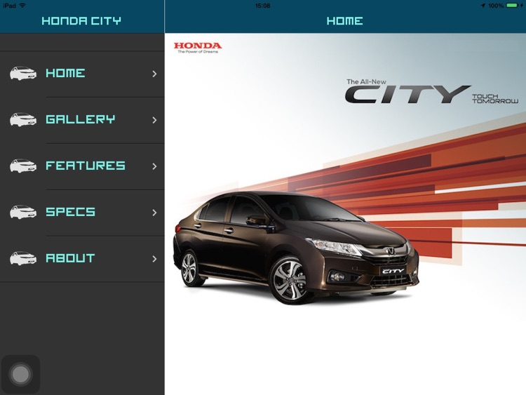 Honda City Showcase