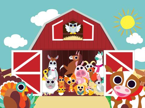 Peekaboo Barnのおすすめ画像5