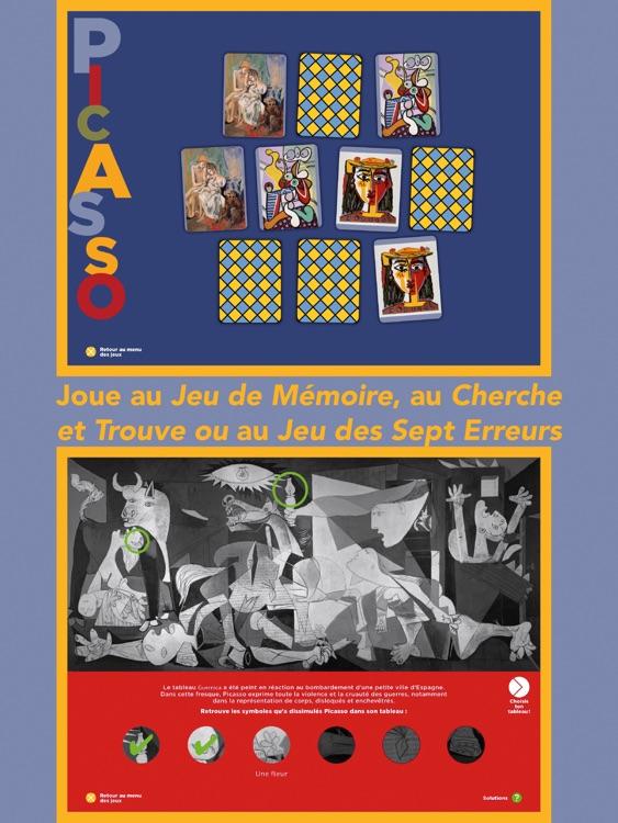Pablo Picasso, 24 chefs d'œuvres expliqués aux enfants screenshot-4