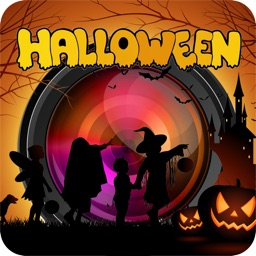 Halloween Photo - make a Trick or Treat pic
