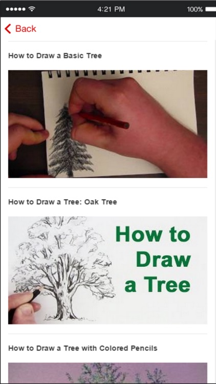 Learn How to Draw - Step by Step Lessons and Videos screenshot-4
