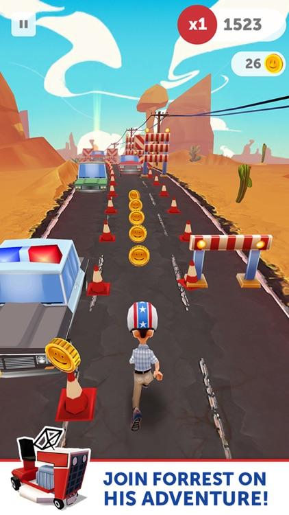 Run Forrest Run - The Official Game screenshot-0