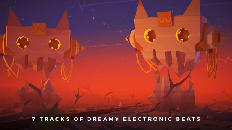Adventures of Poco Eco - Lost Sounds: Experience Music and Animation Art in an Indie Game screenshot-4