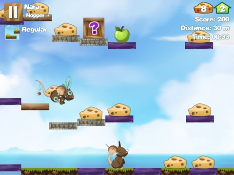 Run for Cheese для iPad