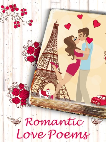 Love Poems - The 150 Most Romantic Poems for Lovers and Friendsのおすすめ画像1