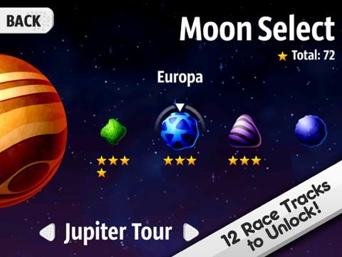 Скачать игру Lunar Racer