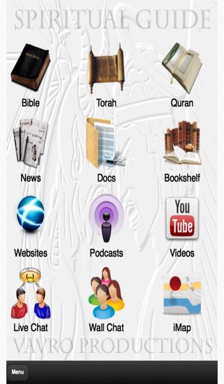 Spiritual Guide App