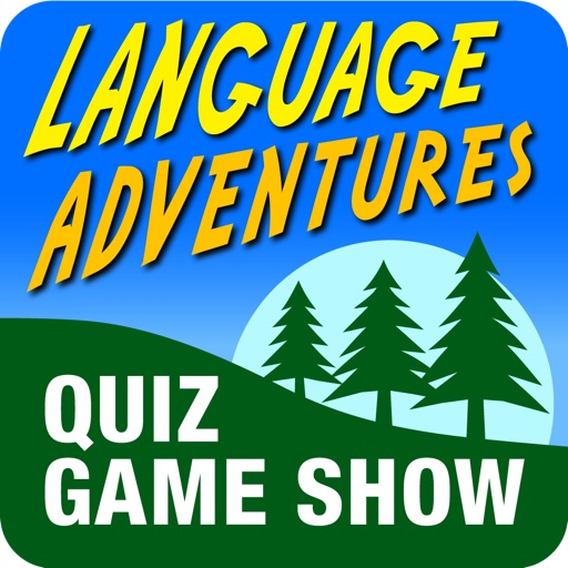 Language Adventures Quiz Game Show - Gr. 4-6