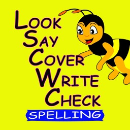 Look Say Cover Write Check Spelling
