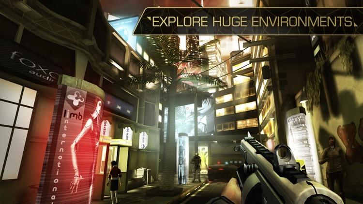 Deus Ex: The Fall screenshot-3