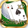 Double Solitaire Rich (Klondike)