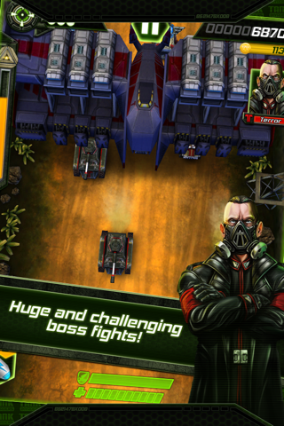 Tank Invaders: War on Terror screenshot 3