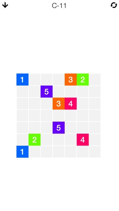 リンクパズル - ロジックパズルゲーム screenshot1
