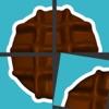 かいてんチョコレートワッフルパズル